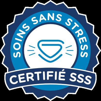 Ces étapes sont certifiées<br /> Soins Sans Stress